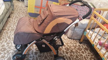 Детская коляска в идеальном состоянии. Цена 8000с. в Бишкек