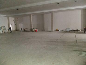 Заводы и фабрики - Кыргызстан: Сдаю помешение высота 6 метр 650 кв под швейней цех. Мебельный цех