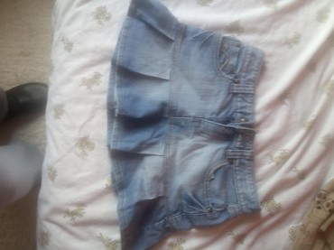 Ženska odeća | Vrbas: Mini suknja od texasa u dobrom stanju. vise artikala sa profila-manja
