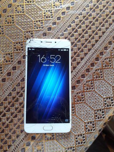 bmw m3 2 5 mt - Azərbaycan: Meizu telefonun ekranı çardağdı amma əla işləyir 32 yaddaş barmaq izi