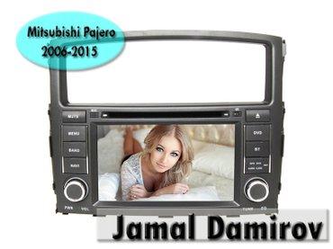 Bakı şəhərində Mitsubishi pajero üçün dvd- monitor. Dvd- монитор для