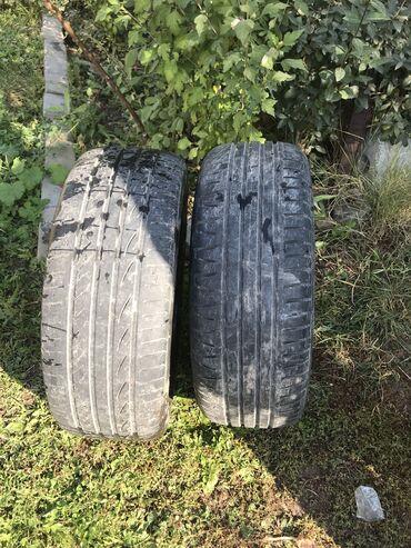 шины 205 55 r16 в Кыргызстан: Продаю колёса по 1000сом /205 55 R16 94 XL