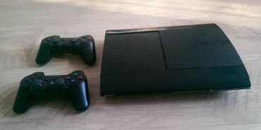 1976 объявлений: Sony Playstation 3 Super Slim 1TB + 71 игра. C Москвы. Прошитая Hen