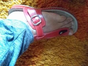 Anatomske papuce nove,viidi slike novooooo - Sombor