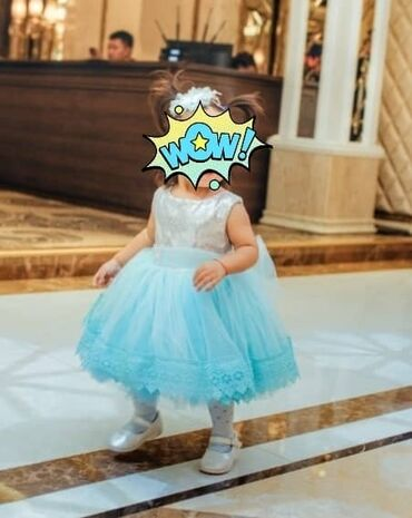 Продаем Детское платье, сшито на заказ, покупали за 3500с. Одевали 1