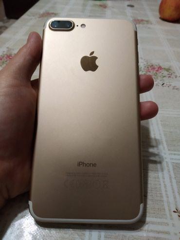 Продаю iphone 7 plus, состояние идеальное, 32гб, золото в Бишкек