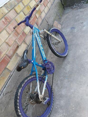 Продаю велосипед германский WINNER, руль МТБ.Недорого. Состояние