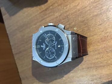 chasy original patek philippe geneve в Кыргызстан: Продаю часы HUBLOT geneve оригинал
