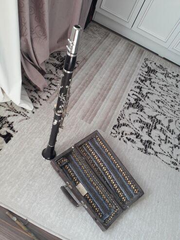 Другие музыкальные инструменты - Кыргызстан: Кларнет или обмен