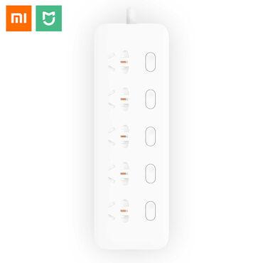 Удлинитель Xiaomi MJCXB5-01QM 5 розетокХарактеристики:Размер