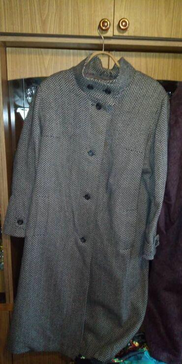 пальто женское зимнее бишкек в Кыргызстан: Продам пальто. Белорусского производства. Коричневое зимнее пальто с н