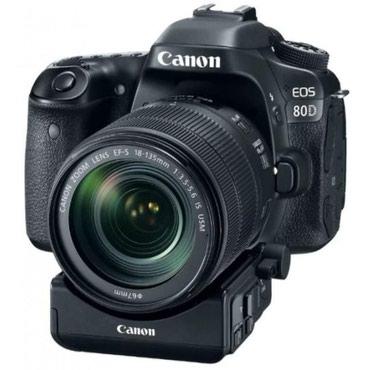 obyektiv - Azərbaycan: Canon eos 80D Kit +18-135mm obyektiv. Teze probeg 0.Nomrenin