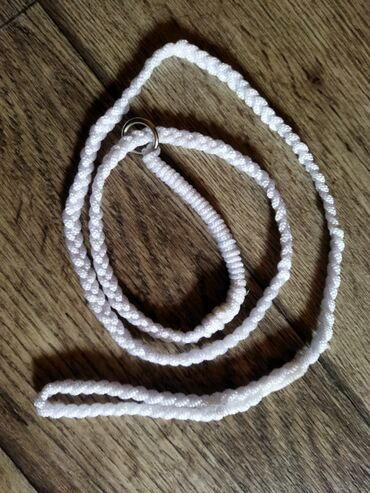 Ринговка(для выставок) -контролёр (для дрессировки) для белых и