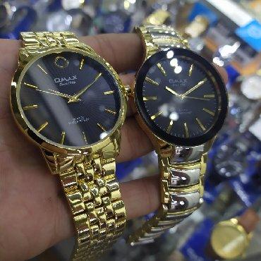 Часы от OMAX Кварцевый механизм Лучшее качество Стильный