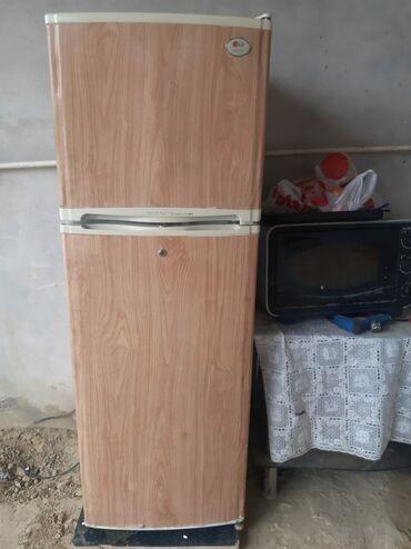 lg g pro e980 в Азербайджан: Б/у Белый холодильник LG