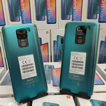 xiaomi redmi note 3 в Азербайджан: Новый Xiaomi Redmi Note 9 128 ГБ Синий