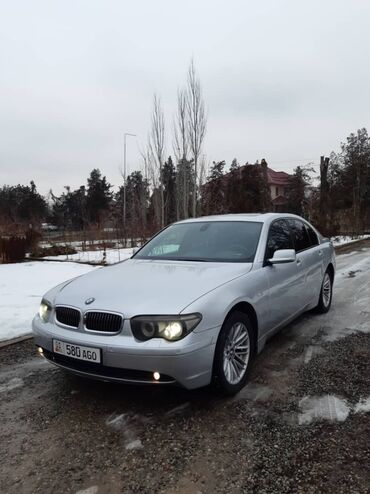BMW 730 3 л. 2003