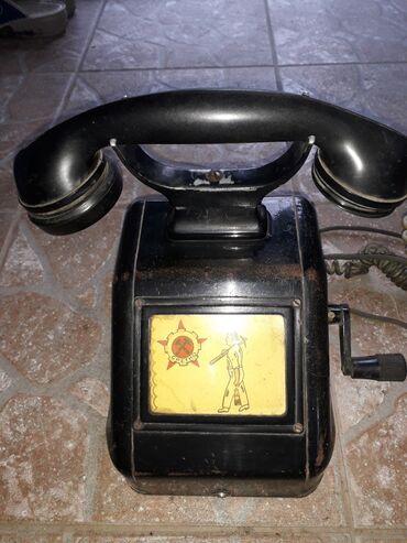 Sport i hobi - Irig: Stari fiksni retro telefon odlicno izgleda
