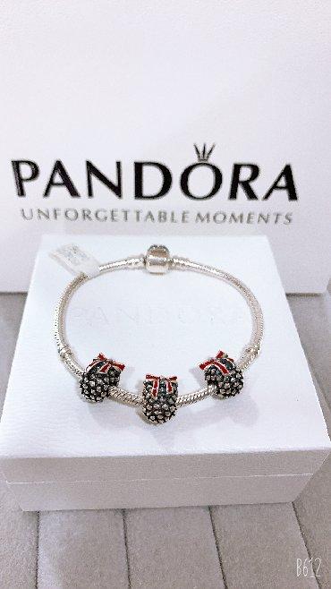 Новый серебряный браслет PANDORA и новые новогодние Шармы Самый лучший