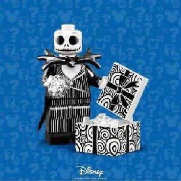 - Azərbaycan: Lego Disney minifigures Jack Skelington Лего Дисней минифигуры Джэк Ск