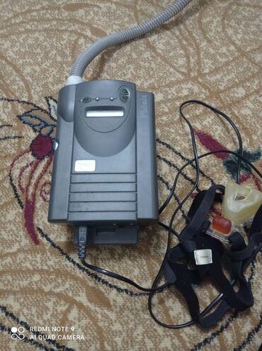 Другие медицинские товары - Кыргызстан: Продается дыхательный аппарат, пользовались несколько раз