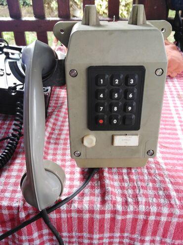 Sport i hobi - Plandište: Hotelski fiksni telefon, ispravan, jedino fali zvono
