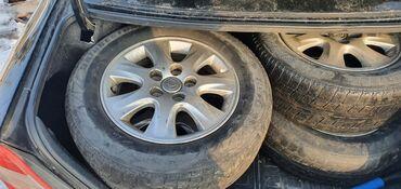 купить железные диски r15 в Кыргызстан: Диски R15, стояли на камри в отличном состоянии