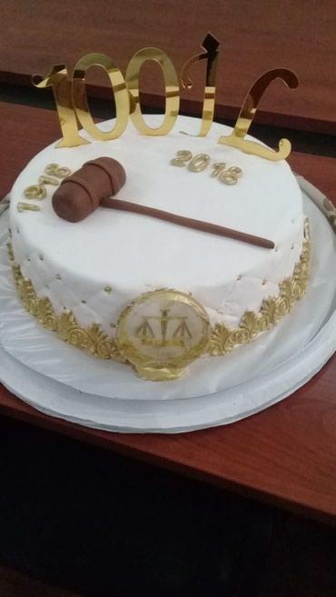 Bakı şəhərində Tort
