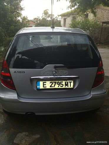 Mercedes-Benz A 180 2 l. 2005   280000 km