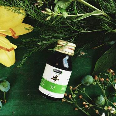 Bakı şəhərində ✔Aloe vera bitkisindən əldə edilən aloe yağı güclü