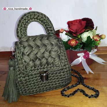 серьги синего цвета в Азербайджан: Вязаные сумки разных видов и цветов. Заказы принимаются. Если вас инте