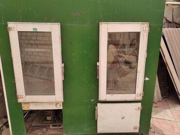 stolovye-pribory-bez-nozha в Кыргызстан: Б/у Холодильник-витрина Зеленый холодильник