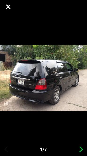 Honda Odyssey 2.3 л. 2003 | 200000 км