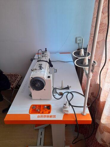 швейная машинка маленькая купить в Кыргызстан: Швейная машинка прямая строчка новая без шумный. Срочно срочно!!!