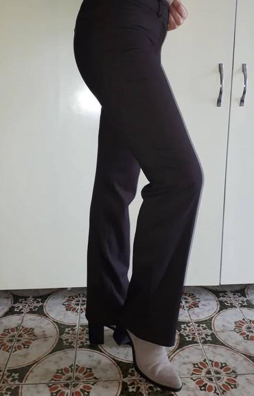 ORSAY elegantne pantalone 32 br Veoma kvalitetne pantalone u braon