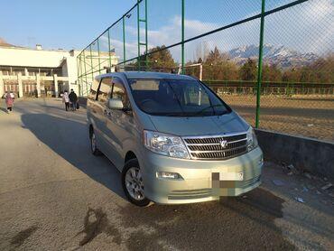 Минивен авто - Кыргызстан: Toyota Alphard 2.4 л. 2003 | 210000 км