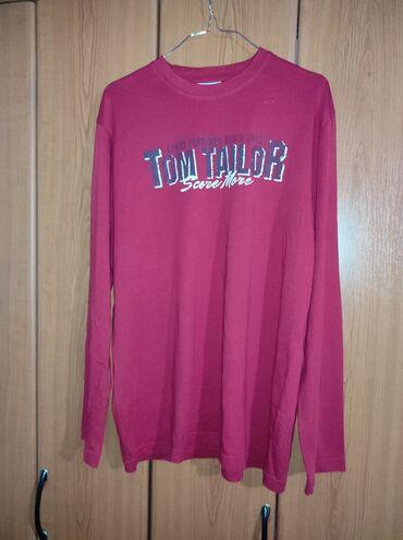 Majica dug - Srbija: Na prodaju ocuvana majica dugih rukava marke Tom Tailor. U odlicnom je