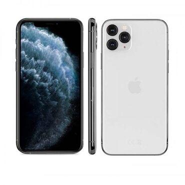 купить бу iphone 11 pro в Кыргызстан: Б/У IPhone 11 Pro 256 ГБ Белый
