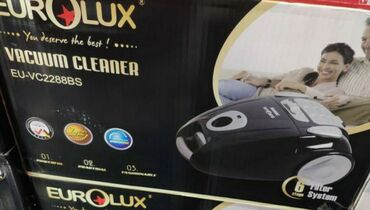 "Tozsoran ""EurOlux 2288""Original Eurolux çaşkalı tozsoranı, yüksək"