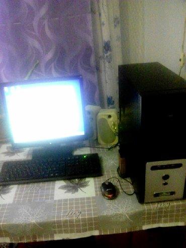 программное обеспечение компьютера в Азербайджан: Продается компьютер вместе с подключенным принтеромклавиатура мышь и