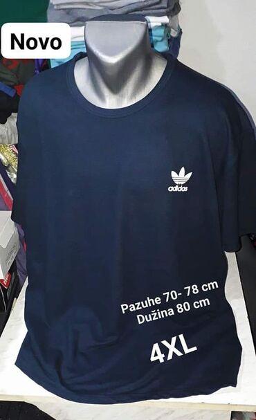 Muška odeća | Leskovac: Nova adidas XXXXL  teget