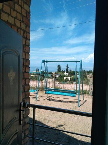 Отдых на Иссык-Куле - Каджи-Сай: Номер, Гостиница Каджи-Сай, Детская площадка, Парковка, стоянка, Охраняемая территория