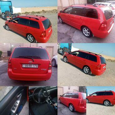 Toyota - Azərbaycan: Toyota Corolla 1.4 l. 2007