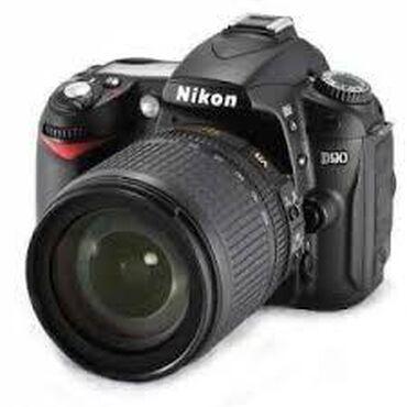 nikon d90 - Azərbaycan: Tecili nikon d90 18 105 lensle satilir.yaxshi veziyyetdedir