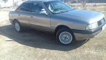 Audi 80 1.8 л. 1987 | 2222 км