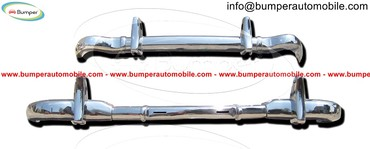 Mercedes W190 SL years (1955-1963) bumper stainless steel in Amargadhi