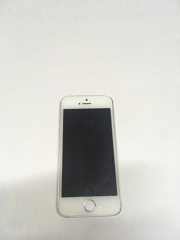 Iphone 5s Silver - Beograd