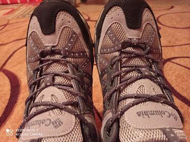 Кроссовки и спортивная обувь - Баткен: Красовки columbia
