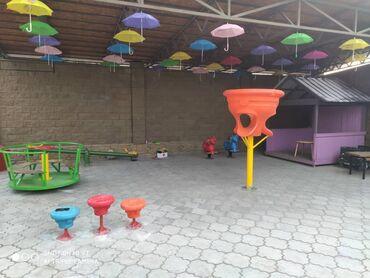 Оборудование для детской игровой площадки!  Малые архитектурные формы