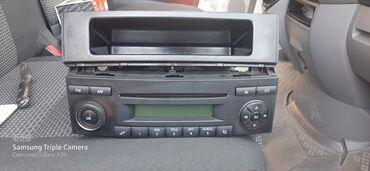 Электроника - Кочкор: Штатный мафон на спринтер рекс